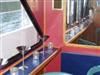 Interior detail of charter yacht Miss Toronto