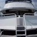 Front of second deck of charter yacht Miss Toronto