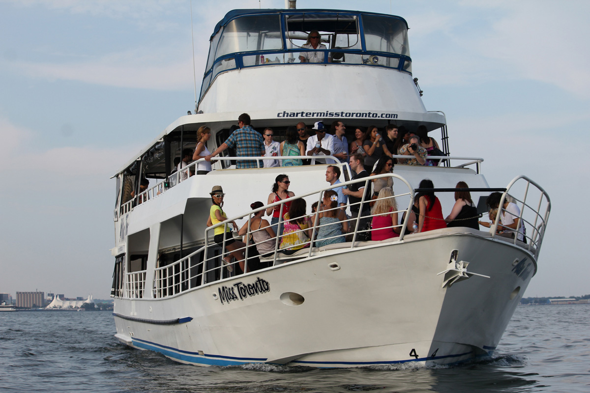 Photo Gallery From Miss Toronto S Many Harbourfront