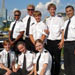 Full crew of charter yacht Miss Toronto
