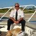 Captain Terry Turl of charter yacht Miss Toronto